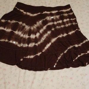 Inc sequin skirt never been worn